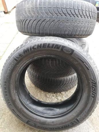 Зимняя резина Michelin Alpin 215/60 R16 за комплект