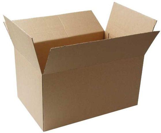 Картонная коробка б/у, 60/40/50см, хорошее сост-е, гофроящик, переезд
