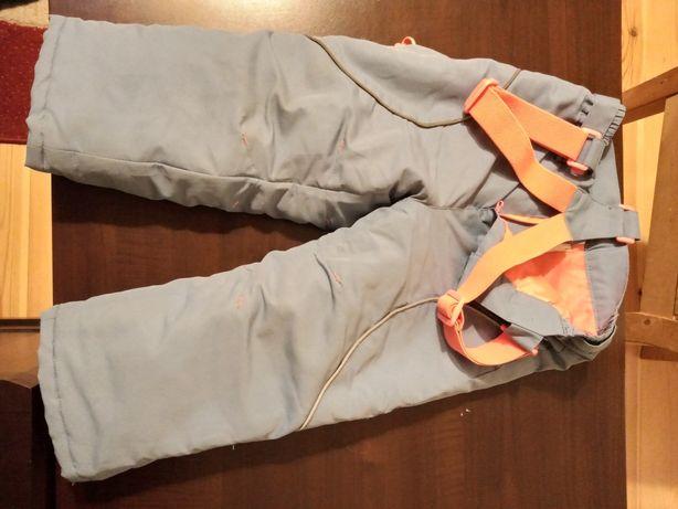 Spodnie narciarskie 51015 rozmiar 98