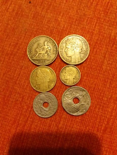 Monety francuskie
