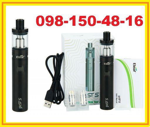 Акция!Электронная сигарета Eleaf iJust S 3000 mAh, 4,0 мл, черная