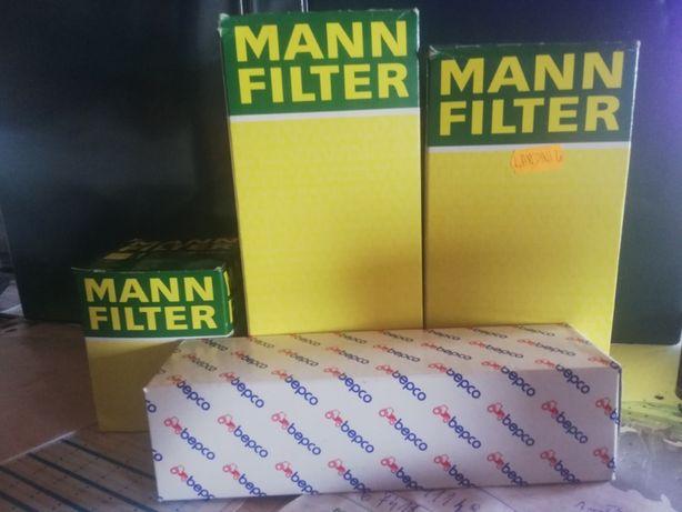 Komplet filtrów filtry filtr Landini T4 Deutz 3,6l 4-090, 4-100, 4-110