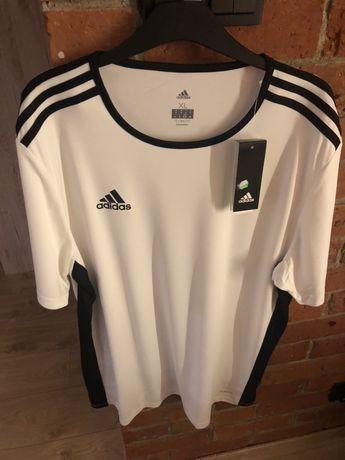 Tshirt adidas xl męski climalite nowy!