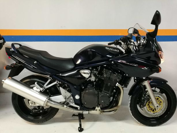 Suzuki GSF 1200 S Bandit  z Niemiec  I właściciel  Tylko 13700 km !!!