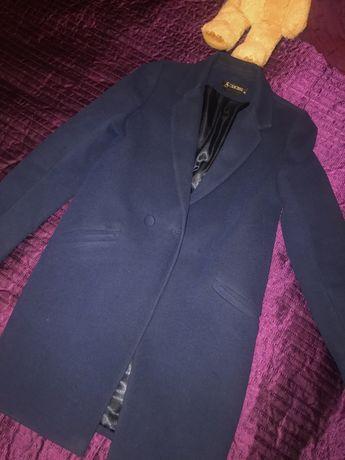 Кашемировое женское пальто, жіноче пальто кашемірове