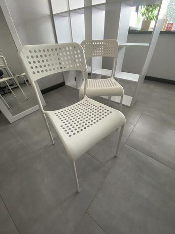 Новый стул белый IKEA