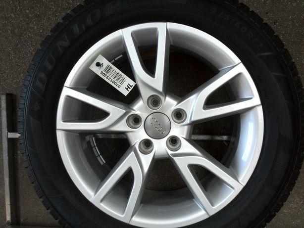 Koła zimowe Audi Q3 215/60R17 5x112 Oryginał