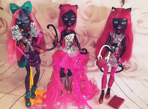 Monster high catty noir монстер хай кетти нуар