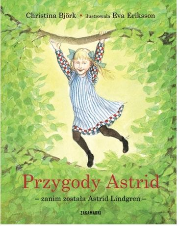 Książka Przygody Astrid NOWA