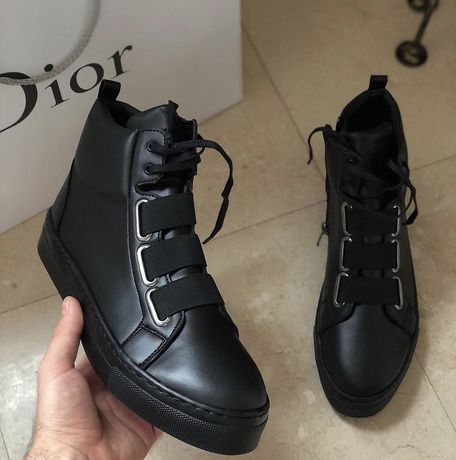 Ботинки мужские высокие
