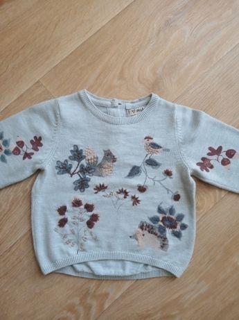 Продам дуже гарний светр Next для дівчинки 1,5-2 р.