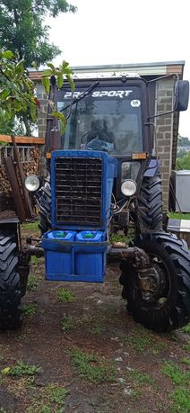 Трактор МТЗ-82 с документами