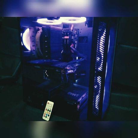 Игровой компьютер СРОЧНО Intel Core i7 8700/GTX 1060/16GB