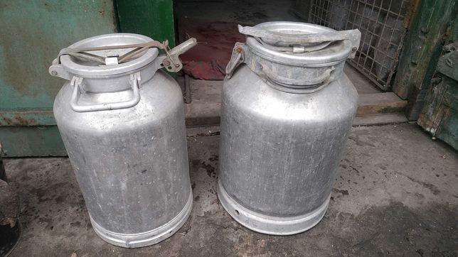 Бидон молочный 40 и 25 литров