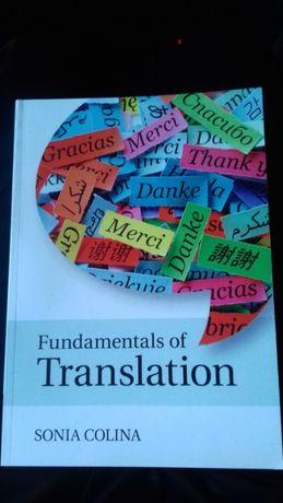 Fundamentals of Translation. Sonia Colina. Książka o tłumaczeniu.