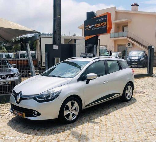 Renault Clio Sport Tourer 1.5 dCi