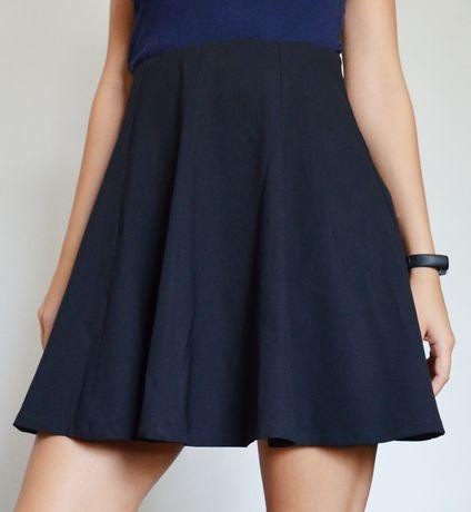 Чёрная школьная юбка Kira Plastinina