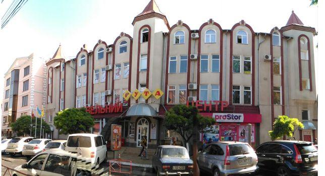 Аренда торгового помещения в центре города