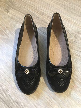Туфли для девочки -34р.
