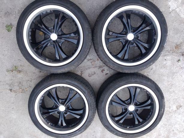 18x8 5x114,3 Pirelli Cinturato P7 225/45 r18