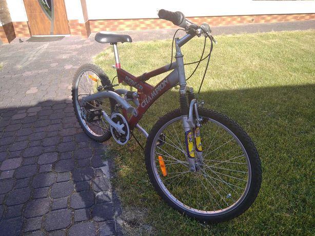 rower góral dla chłopca