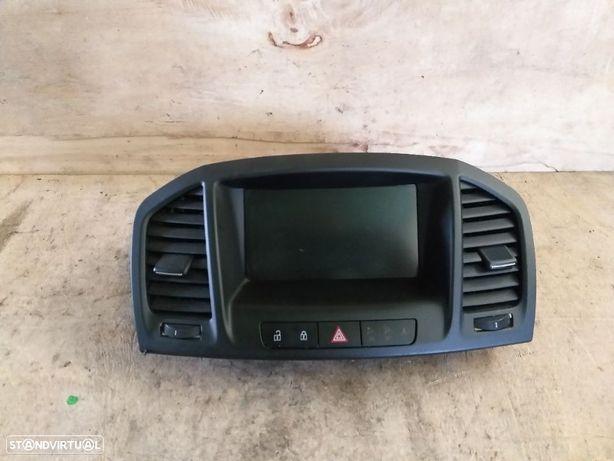 Monitor Display  Ecrã GPS / Computador Bordo - OPEL INSIGNIA A / G09 - 2008 / 2016 - 22764032