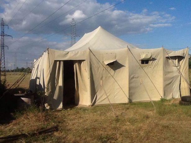 Палатка на 80 м2