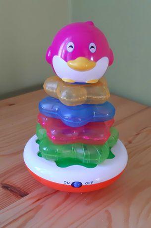 Piramida interaktywna Pingwin
