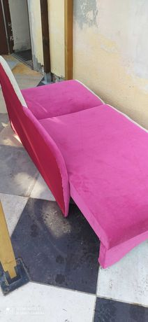 Sofa do spania dla dziecka