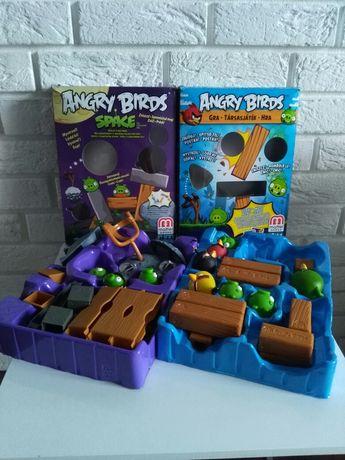Gry Angry Birds 2 sztuki
