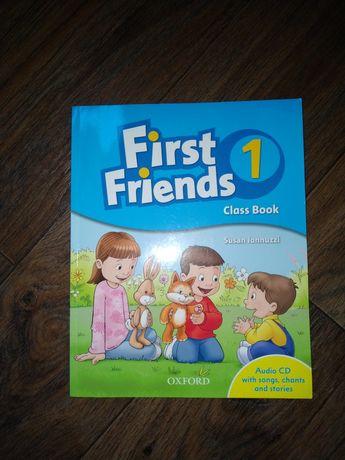 Книга по английскому языку First Friends 1