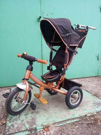 Дитячий трьох колесний велосипед