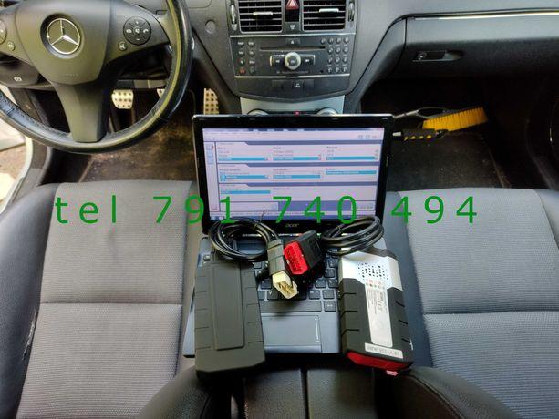 tester interfejs diagnostyczny do multidiag delphi ds150e autocom cdp+