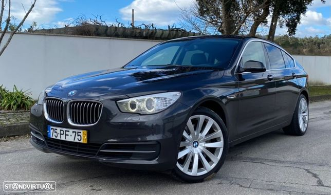 BMW 520 Gran Turismo D