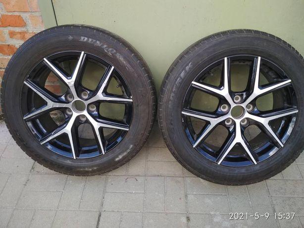 Диски Toyota Rav4 R18 ET45 5*114.3