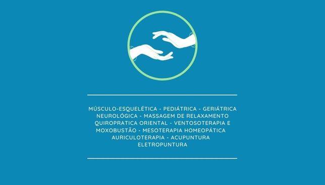 Fisioterapia em gabinete Porto