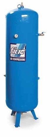 Depósito Vertical de Ar Comprimido Fiac Compressor 200 Litros