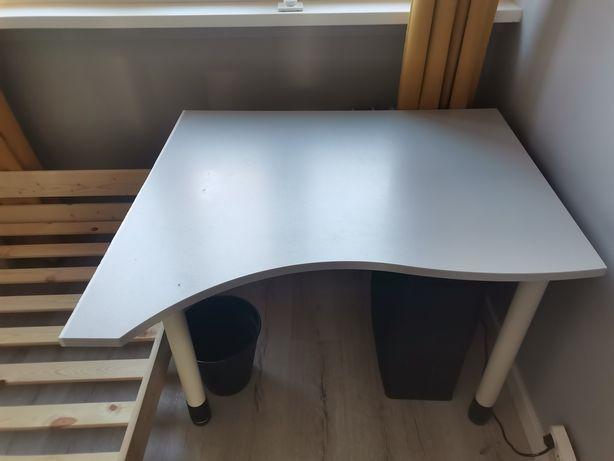 Biurko używane narożne.
