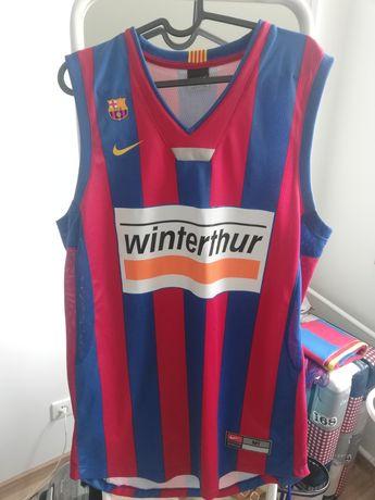 Koszulka FC Barcelona koszykowka basketball nike