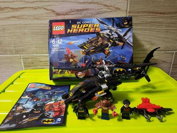 Конструктор Лего LEGO Super Heroes 76011 Бэтмен Batman