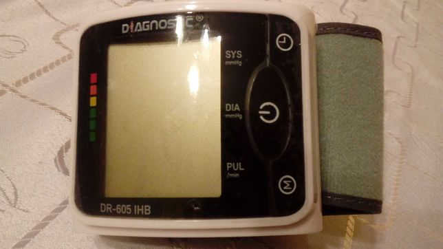 Ciśnieniomierz Diagnostic DR-605 IHB lub Microlife BP A80