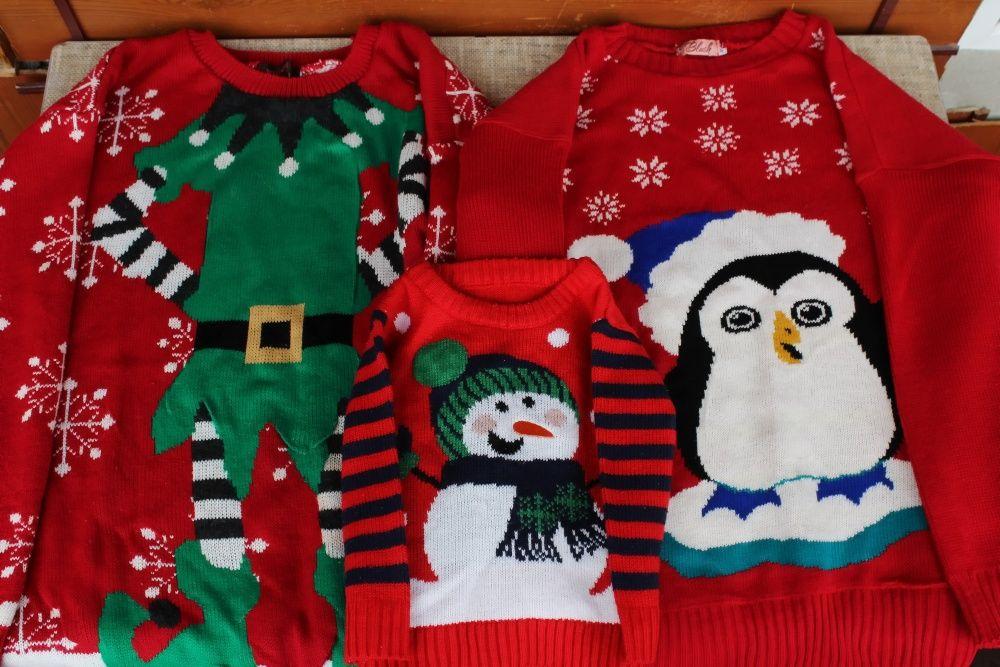Новогодняя, кофта, новорічна, свитер, сведр, фемели лук, Family look, Ивано-Франковск - изображение 1