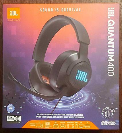 Słuchawki gamingowe JBL QUANTUM 400