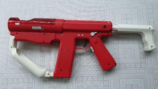 Playstation PS3 Moove, karabin Sharp Shooter