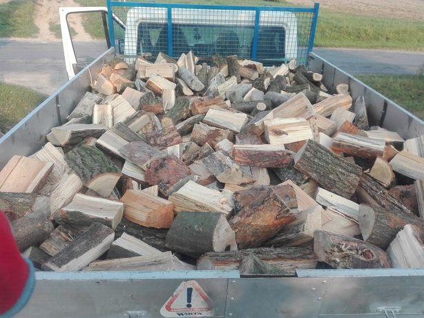 Drewno opalowe różne gatunki szeroki wybór