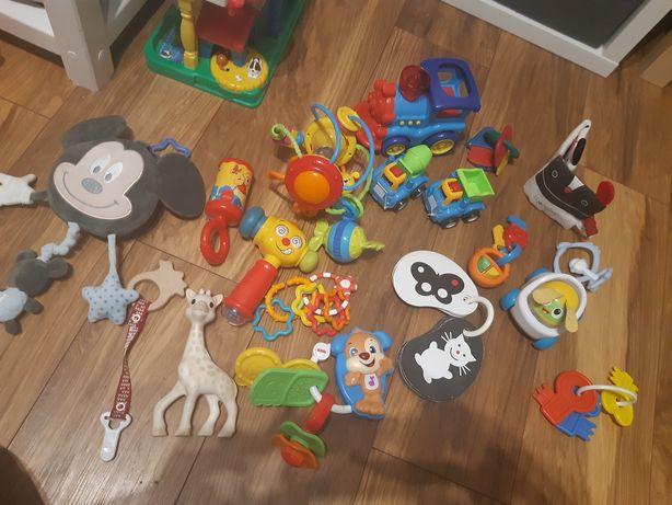 Zestaw zabawek edukacyjnych interaktywnych