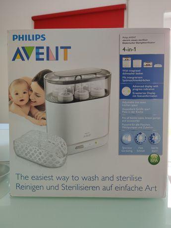 Esterilizador biberões Philips Avent