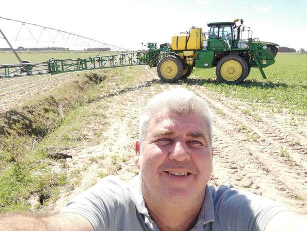 Pulverizações agrícolas com o melhor pulverizador de Portugal