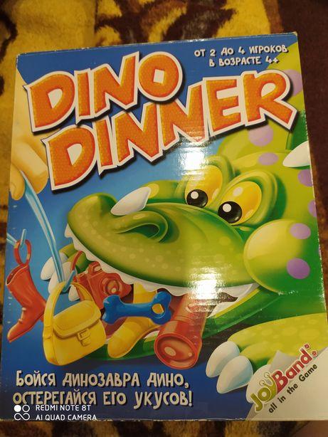 Игра динозавр Дино