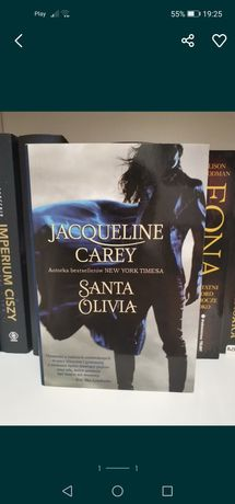 Santa Olivia Carey